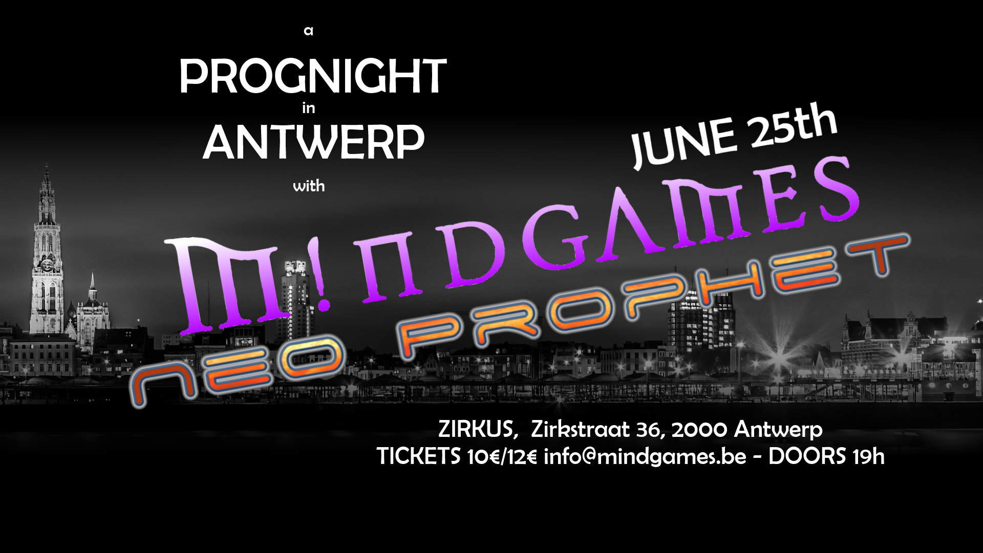 A Prognight in Antwerp